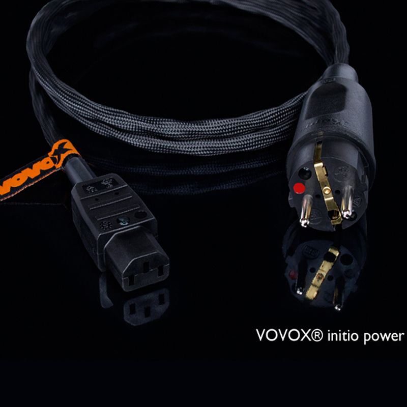 VOVOX® initio power cables